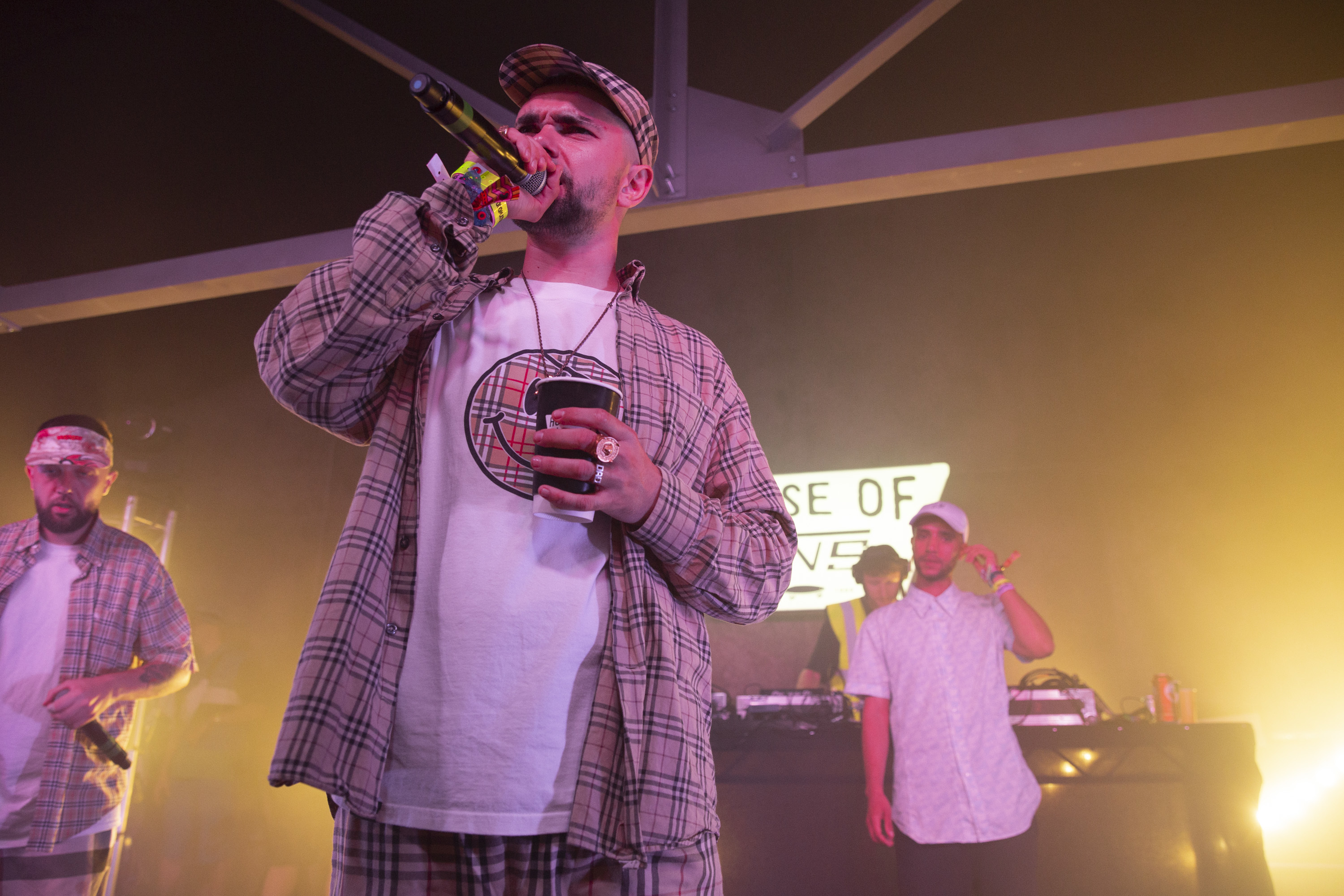 Kurupt FM, Mura Masa & more round off a scorching day at Bestival 2018