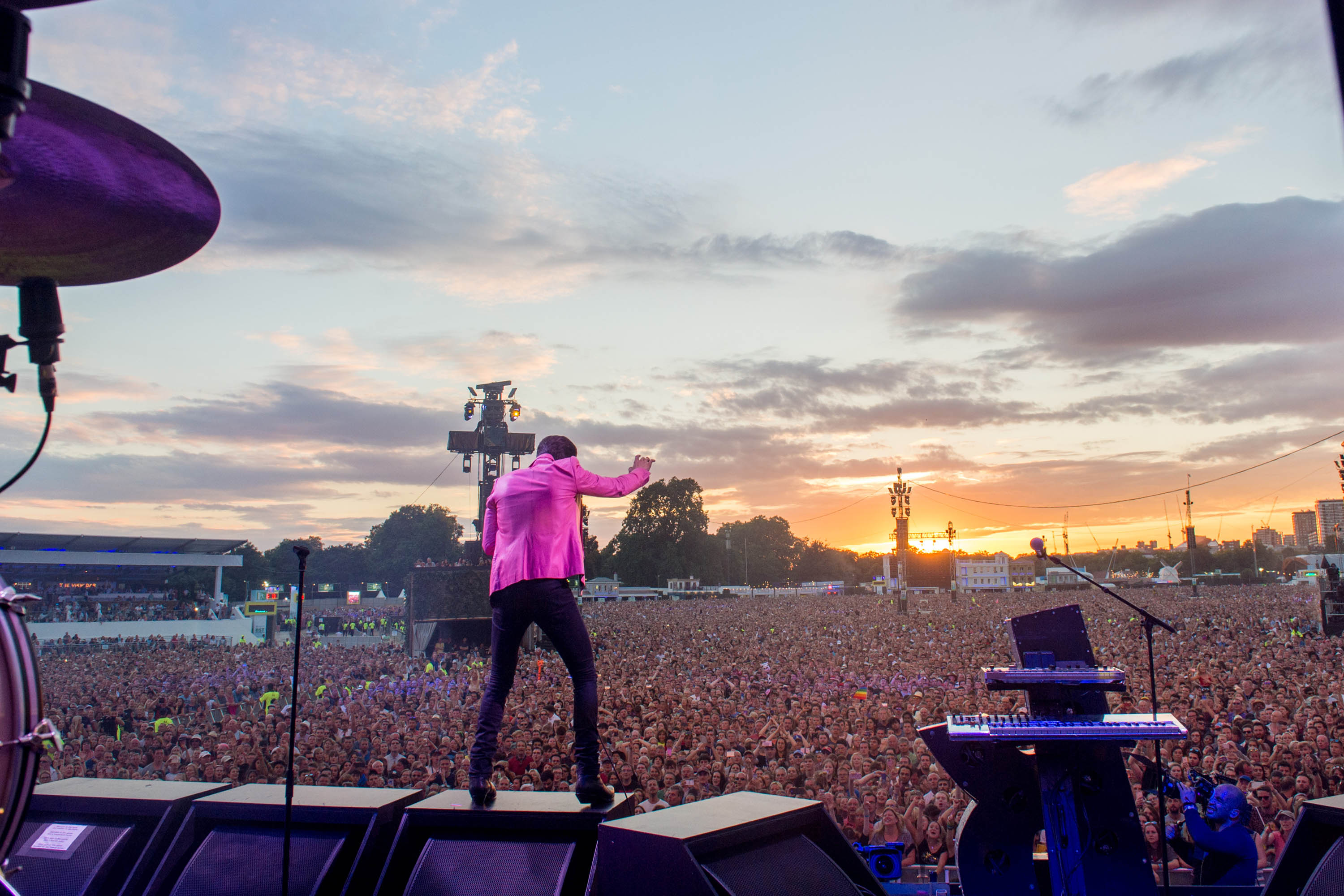 The Killers, Chvrches added to TRNSMT bill