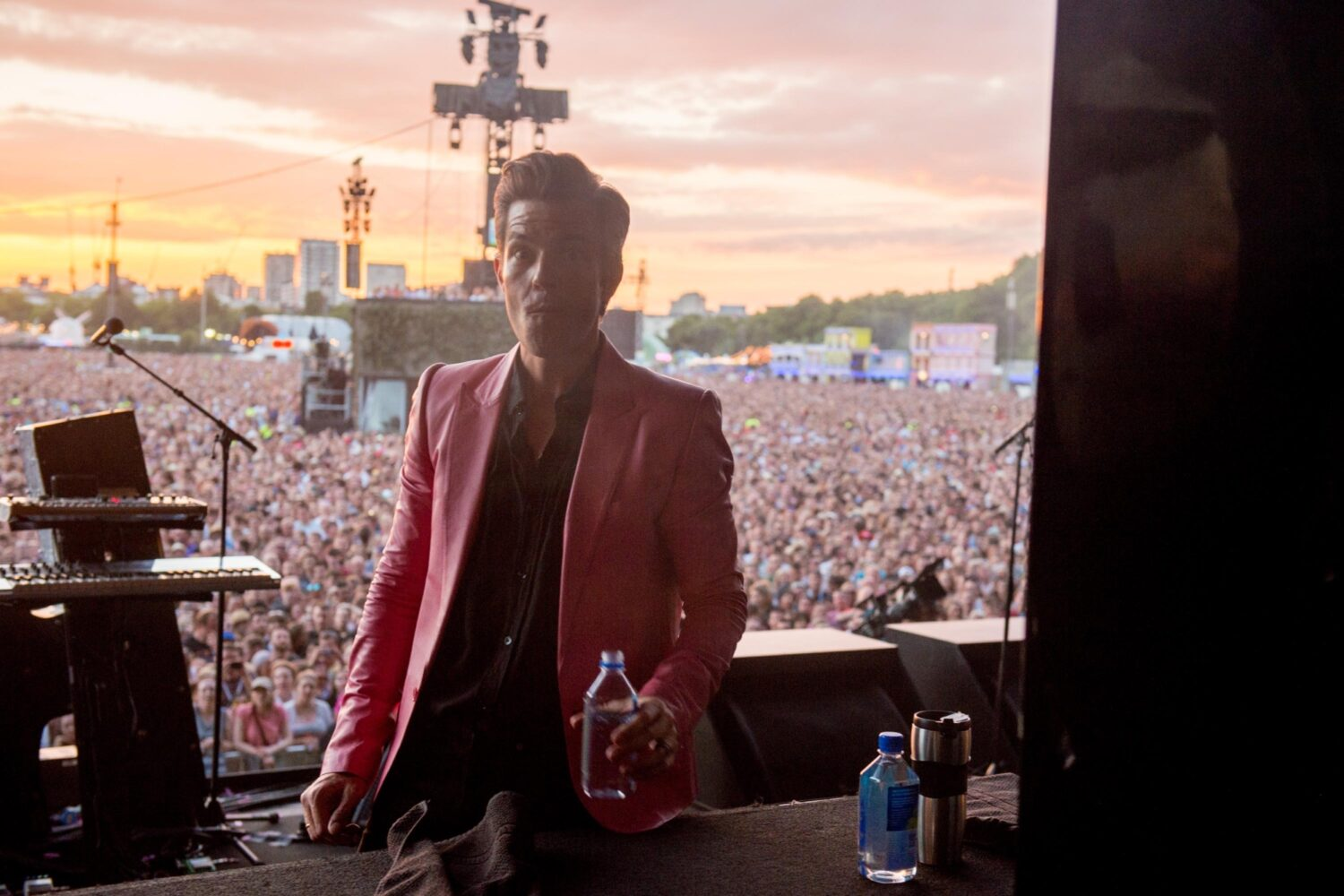 The Killers, Solange and alt-J to headline Latitude 2018