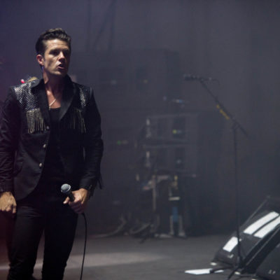 Watch The Killers cover Arcade Fire in Quebec