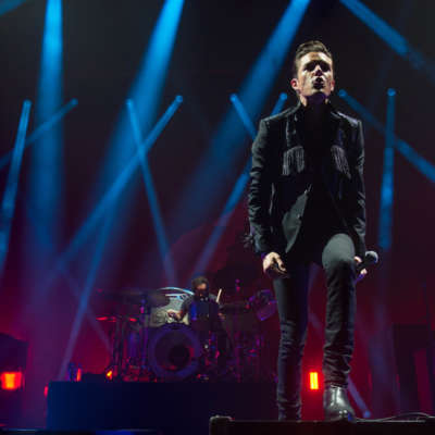 The Killers, Paramore, St Vincent for Boston Calling