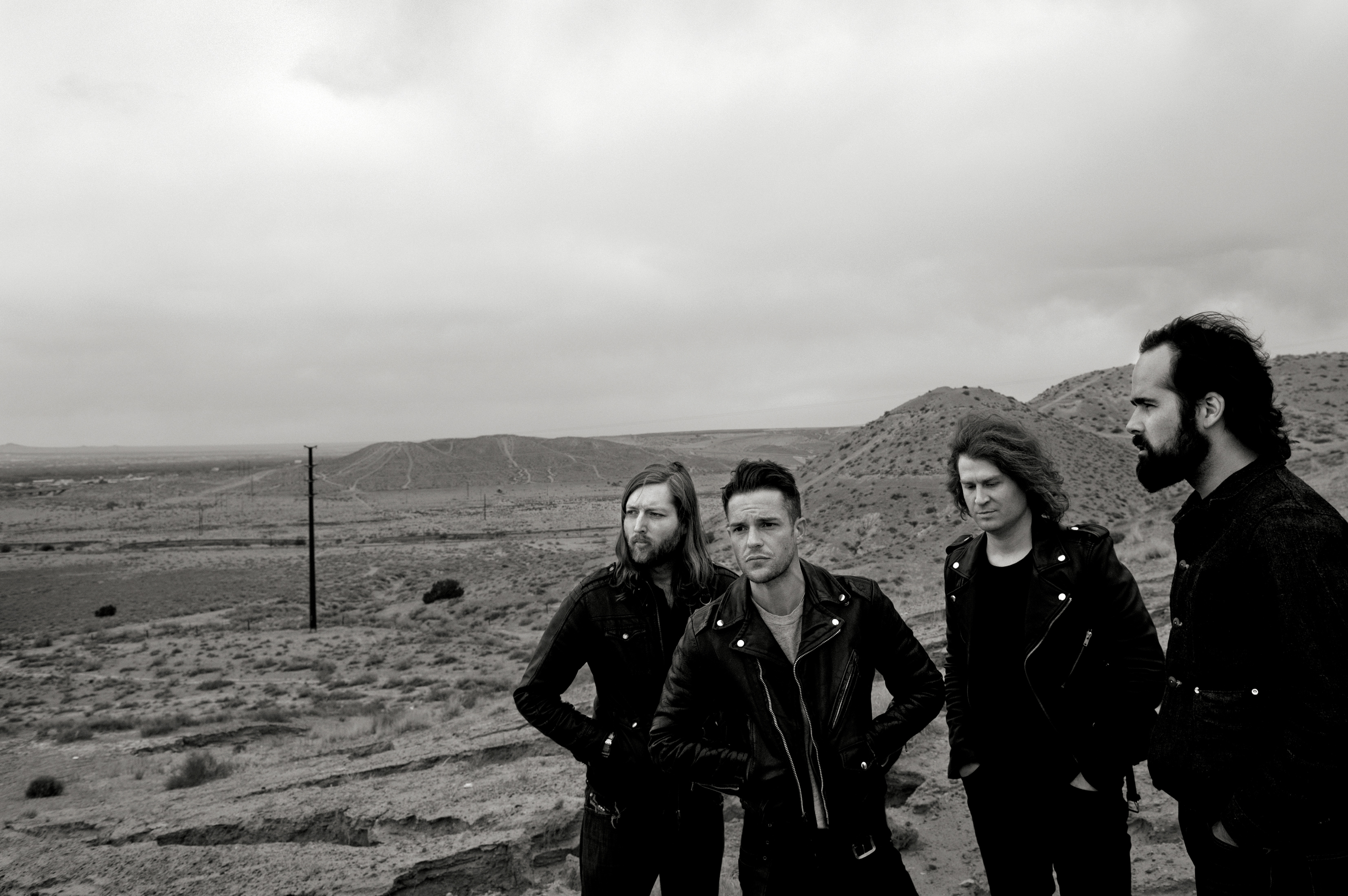 Listen to The Killers' new album 'Wonderful Wonderful'