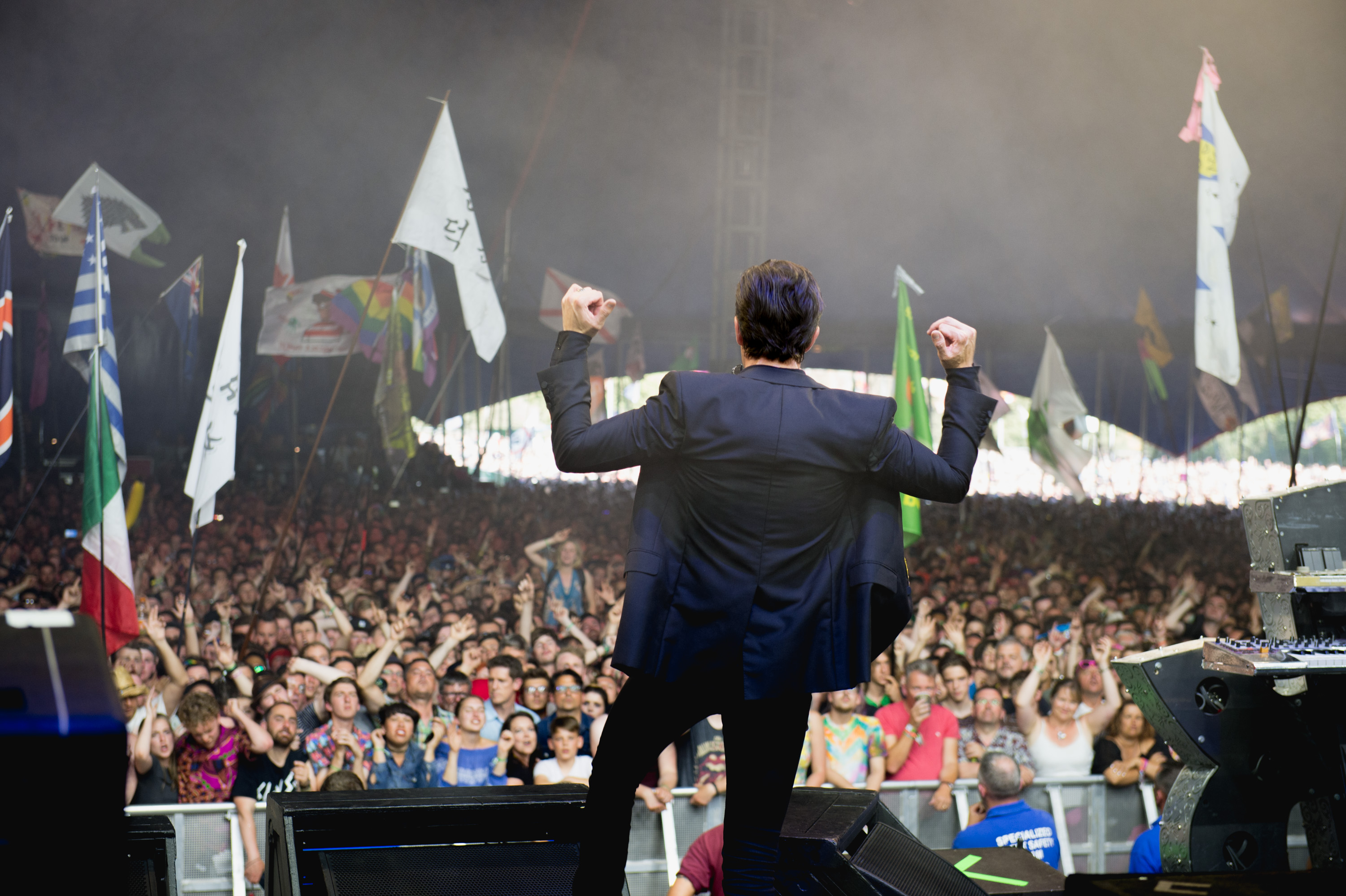The Killers, The Cure, IDLES, more for Glastonbury 2019