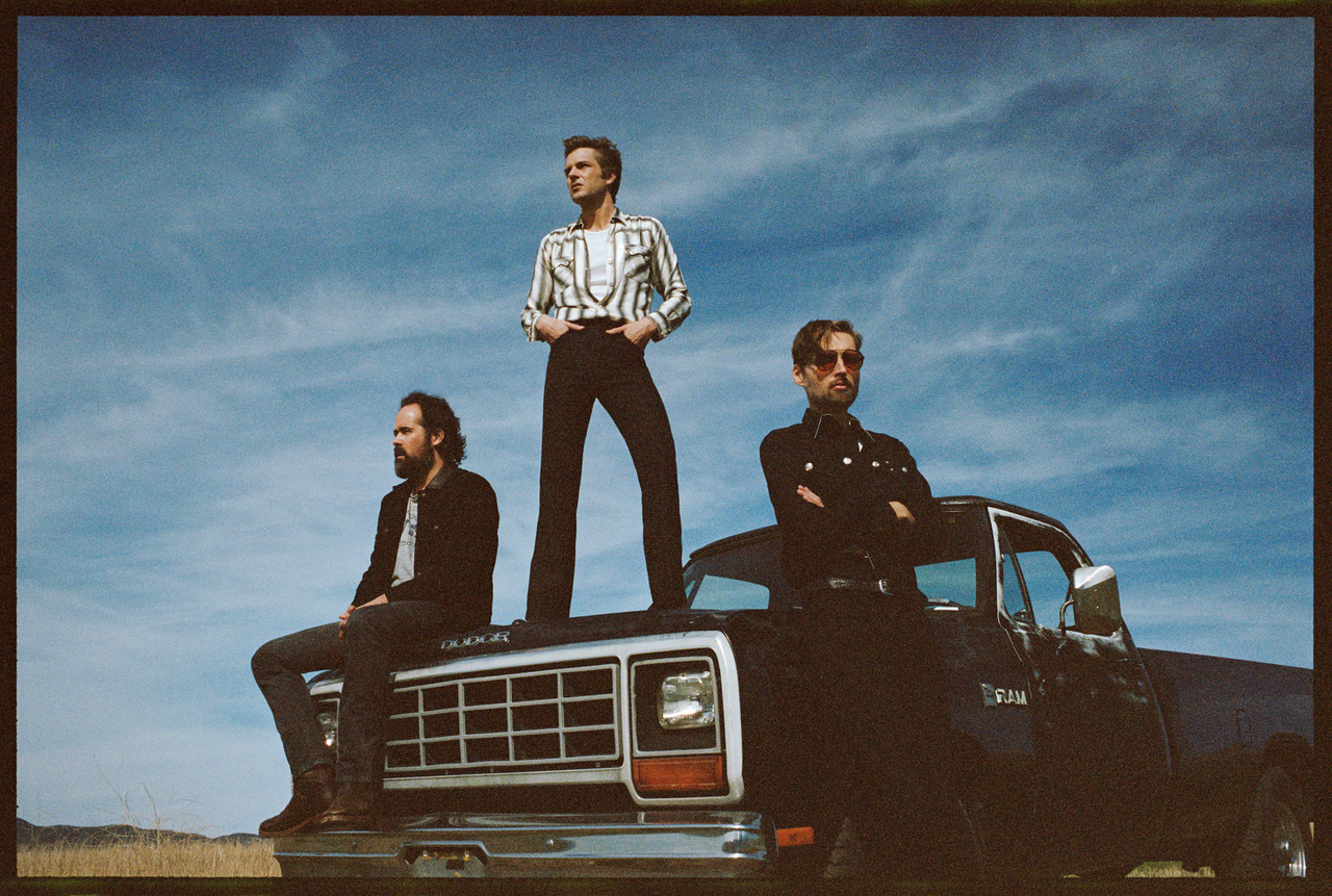 The Big Bang: The Killers