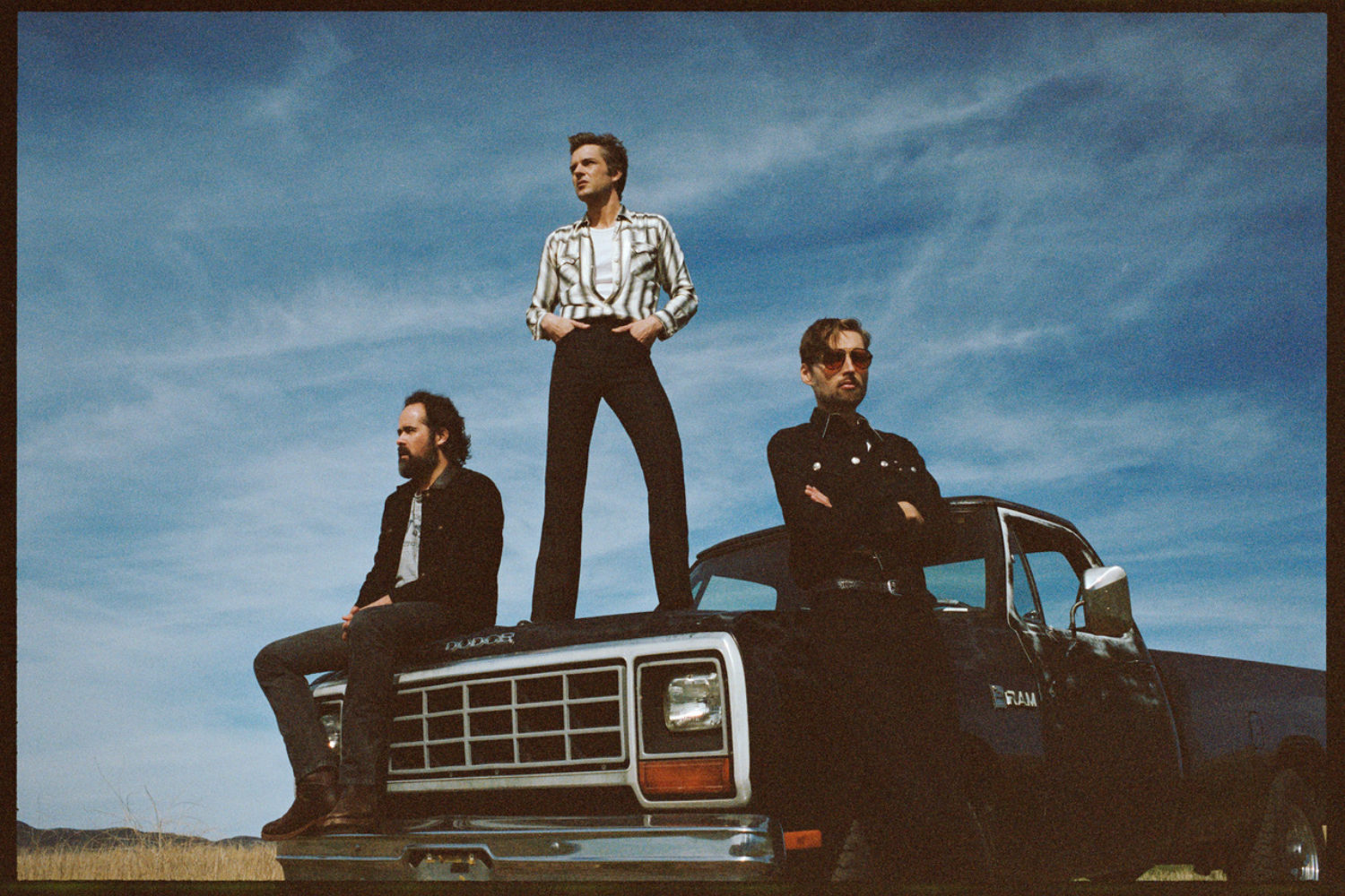 The Killers and Bruce Springsteen join forces for 'Dustland'