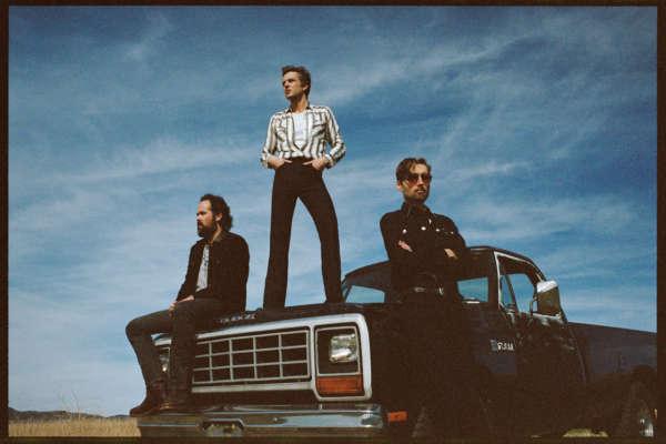 The Big Bang: The Killers
