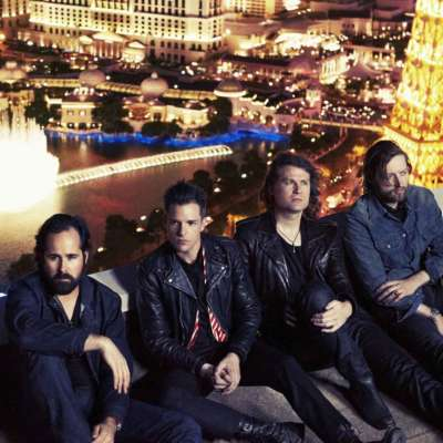 The Killers start recording their new album on Friday!