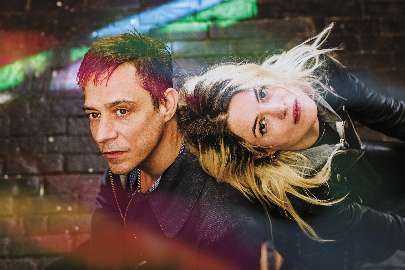 The Kills air 'Siberian Nights'