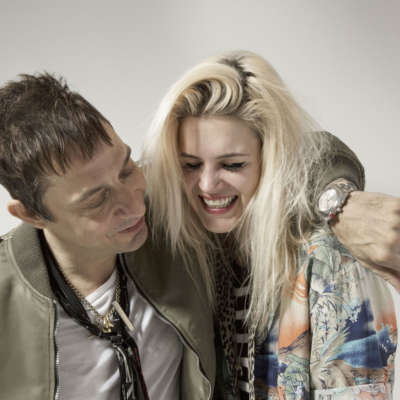 Watch The Kills play two songs on Kimmel