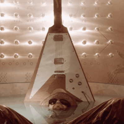 LA Priest shares 'Rubber Sky' video