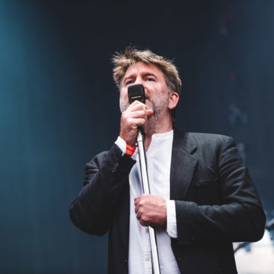 LCD Soundsystem score first US number one with 'American Dream'