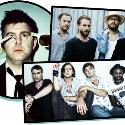 Breaking up is never easy, I know: LCD Soundsystem, Refused and the magic of returning heroes