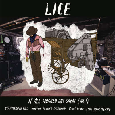 LICE - It All Worked Out Vol. 1 & 2