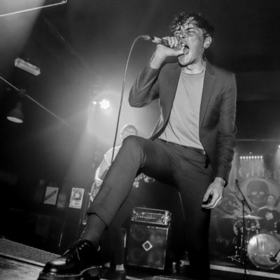 LIFE bring new track 'Niceties' and more to the Manchester leg of Jäger Curtain Call