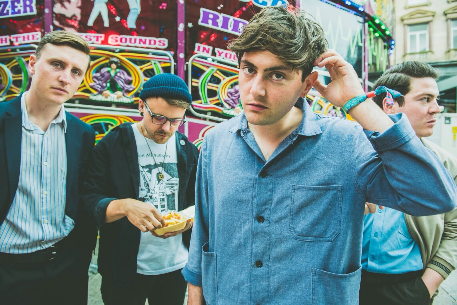 Take a ride with LIFE in their 'Sugar God' video | DIY