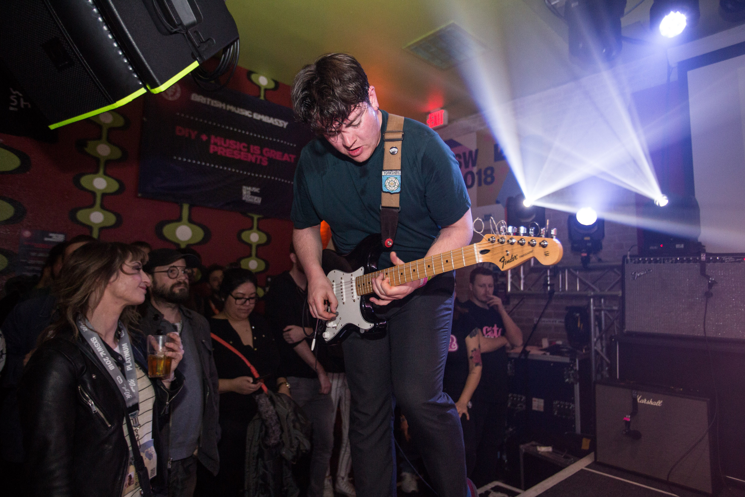 LIFE, Our Girl & Francobollo lead the charge on DIY's SXSW stage at the British Music Embassy