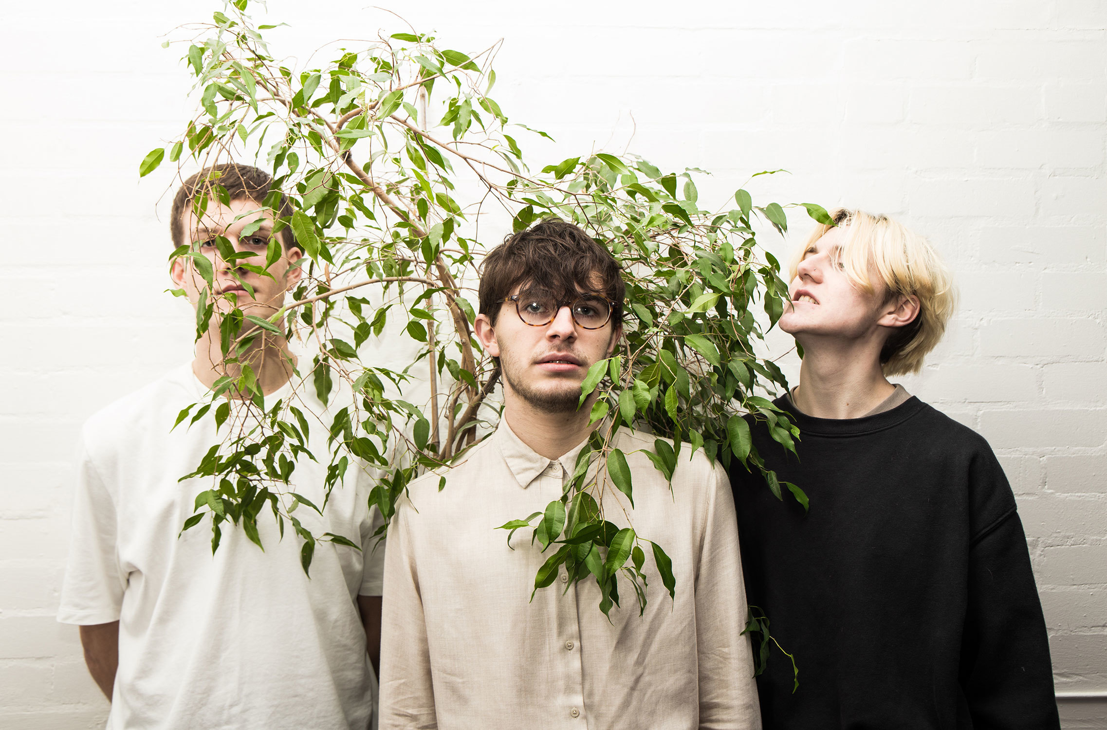 Oxford's Lacuna Common tackle relationship anxiety on the anthemic 'Not The Same'