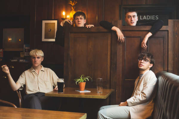 Lacuna Common take us through 'It's All Talk'