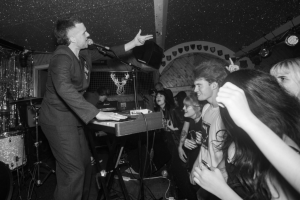 Lady Bird bring big energy and a piano sing-along to Moth Club for Jäger Curtain Call