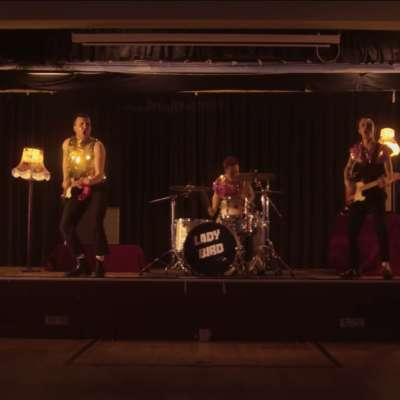 Lady Bird share 'LOVE' video