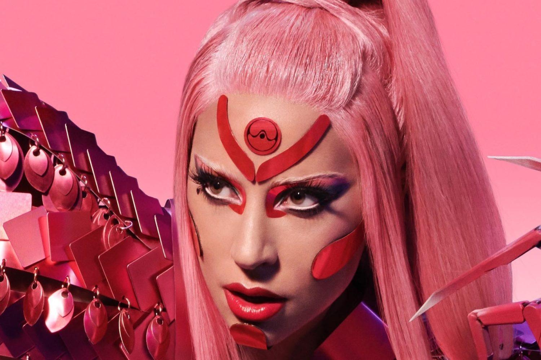 Lady Gaga confirms sixth album 'Chromatica'