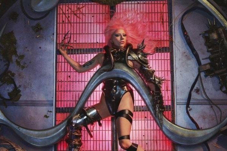 Lady Gaga reveals 'Chromatica' artwork