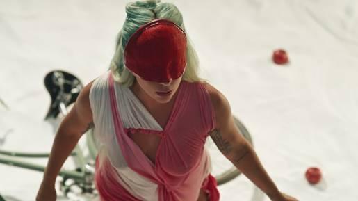 Lady Gaga unveils '911' visuals
