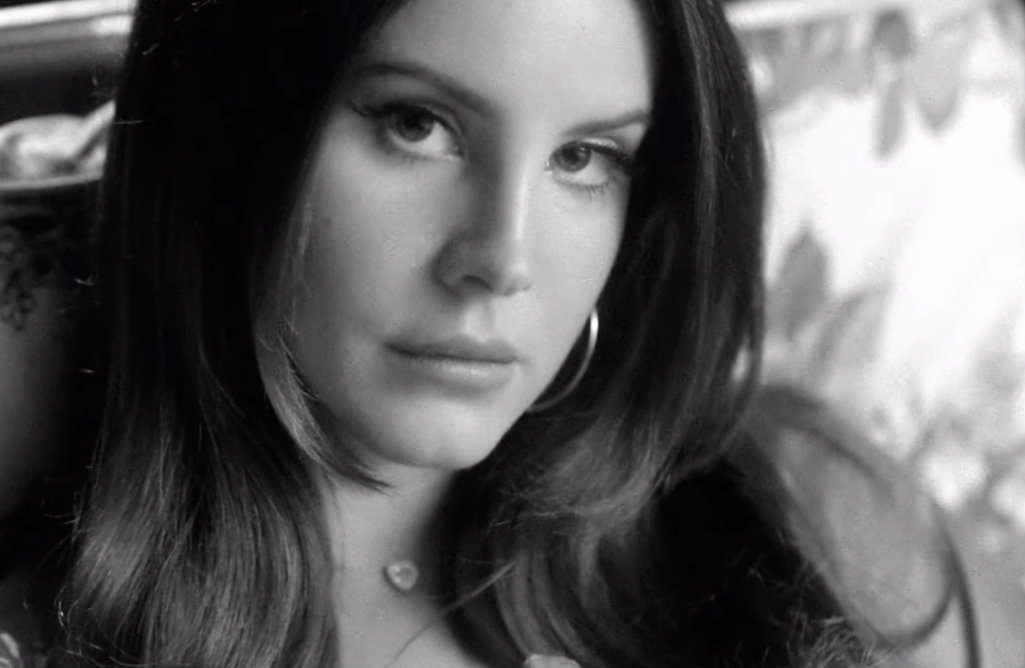 Lana Del Rey is larger than life in new 'Doin' Time' video