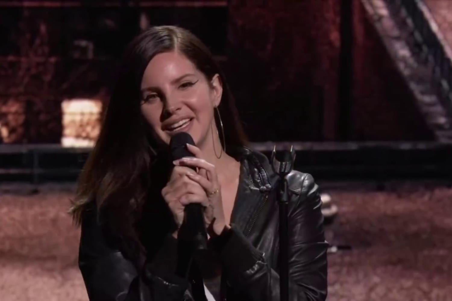 Lana Del Rey debuts new song 'How To Disappear' with Jack Antonoff