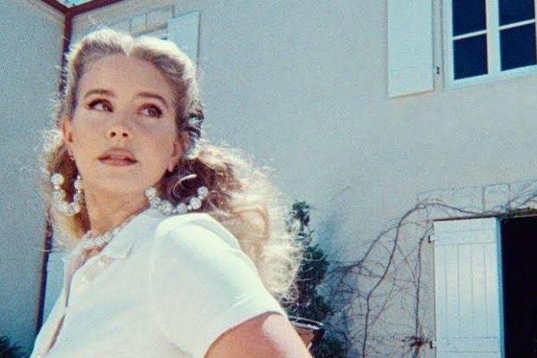 Lana Del Rey teases new album 'Rock Candy Sweet'