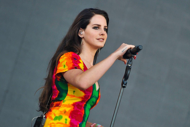 Lana Del Rey confirmed to play Glastonbury Festival