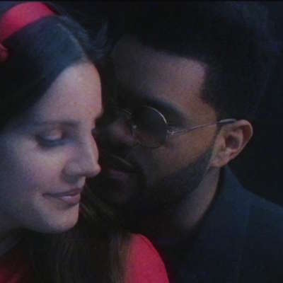 Lana Del Rey and The Weeknd climb on the Hollywood sign in their 'Lust For Life' video