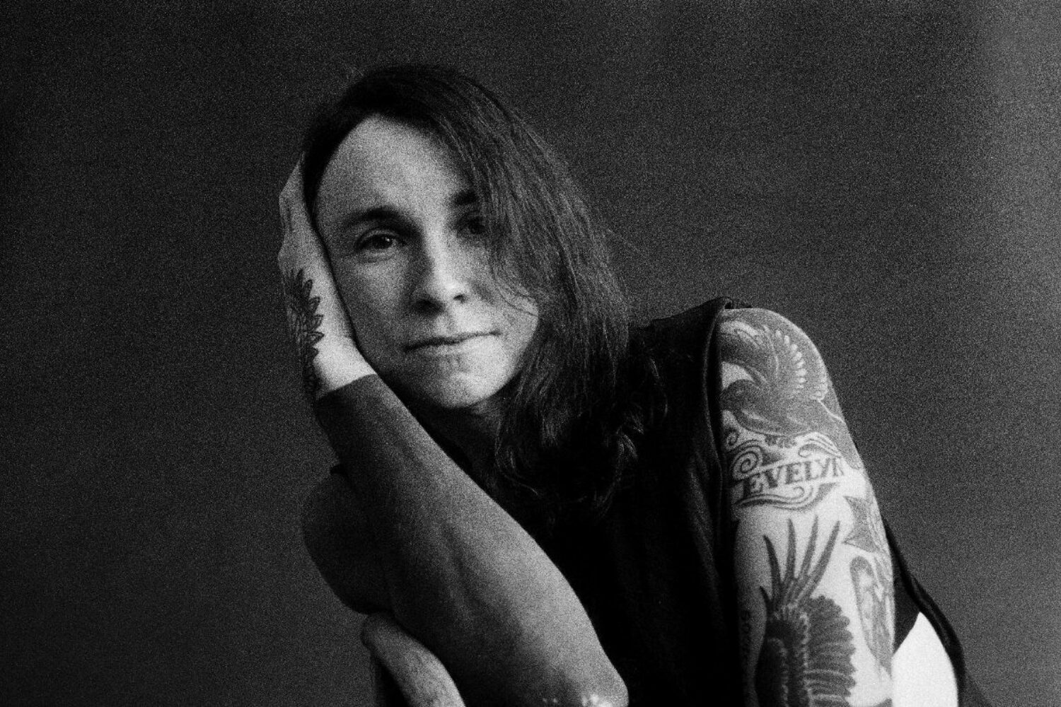 Laura Jane Grace shares 'The Swimming Pool Song' video
