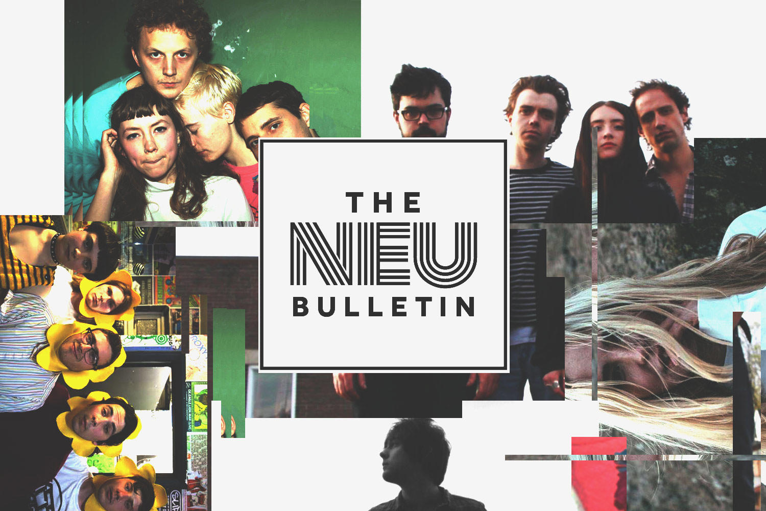 The Neu Bulletin (Laurel, Hollowtapes, Frigs, Garden Centre & more)