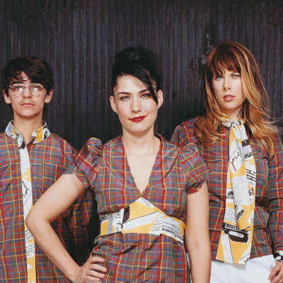 Looking back on Le Tigre's 'This Island'