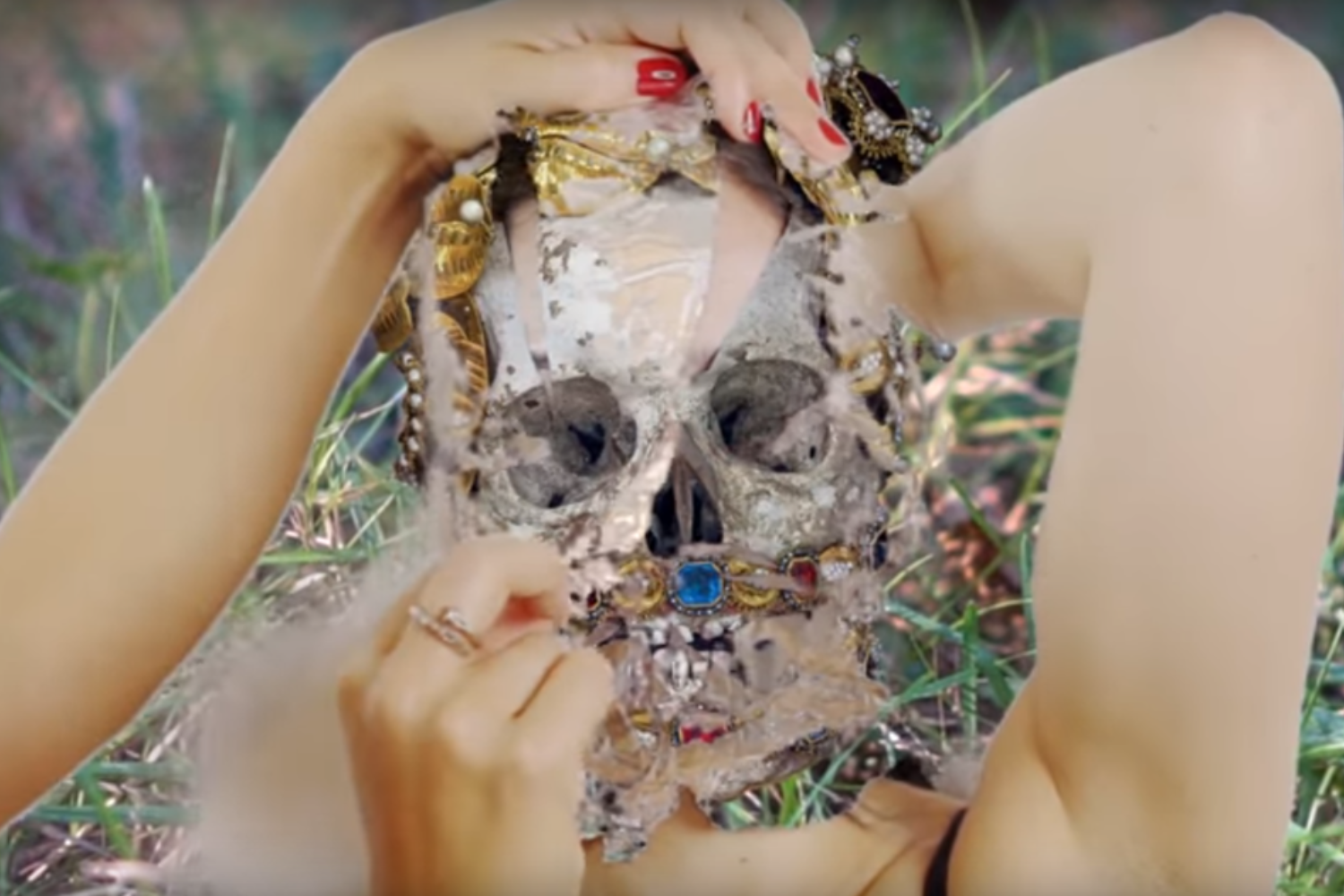 Lee Ranaldo gets psychedelic in the video for 'Uncle Skeleton'