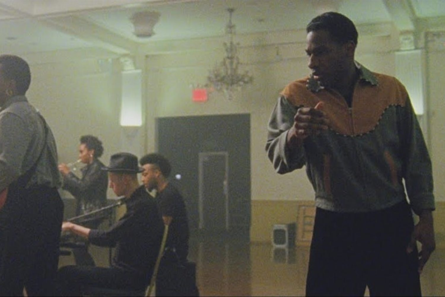 Leon Bridges gets dancing in the video for 'Bad Bad News'