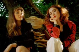 Let's Eat Grandma return with 'Hall Of Mirrors'
