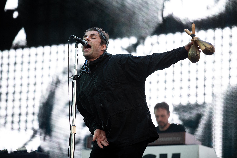 Liam Gallagher announces Irish live date