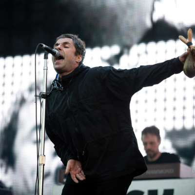 Liam Gallagher, Finsbury Park, London