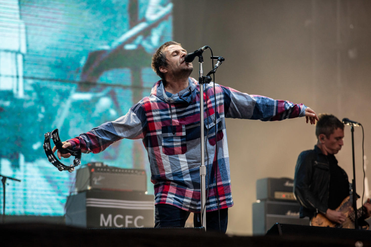 Liam Gallagher to play free show for NHS workers