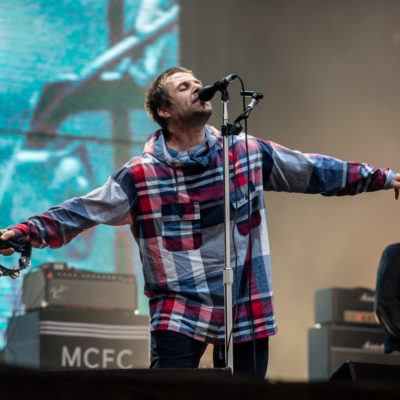 Liam Gallagher brings the big hits for the last day of Pohoda Festival 2019