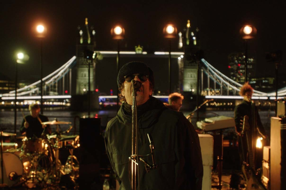 Liam Gallagher, Down By The River Thames