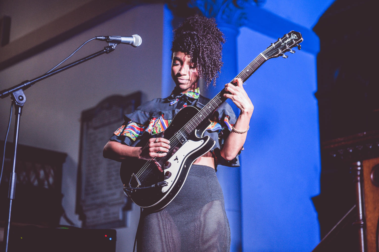 Lianne La Havas, Hackney Round Chapel, London