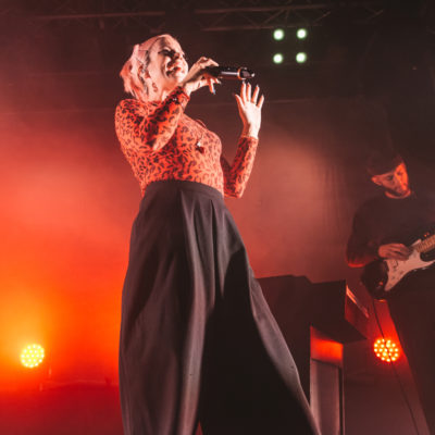 Lily Allen, Tufnell Park Dome, London