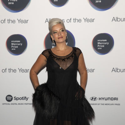 """Lily Allen on her 2018 Hyundai Mercury Prize chances and releasing her new autobiography: """"I'm well-versed in things being badly received"""""""