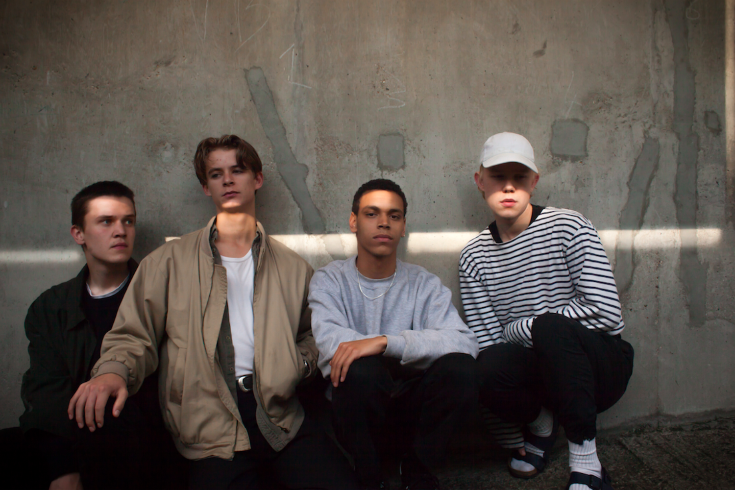 Liss stream all-killer 'First' EP in full