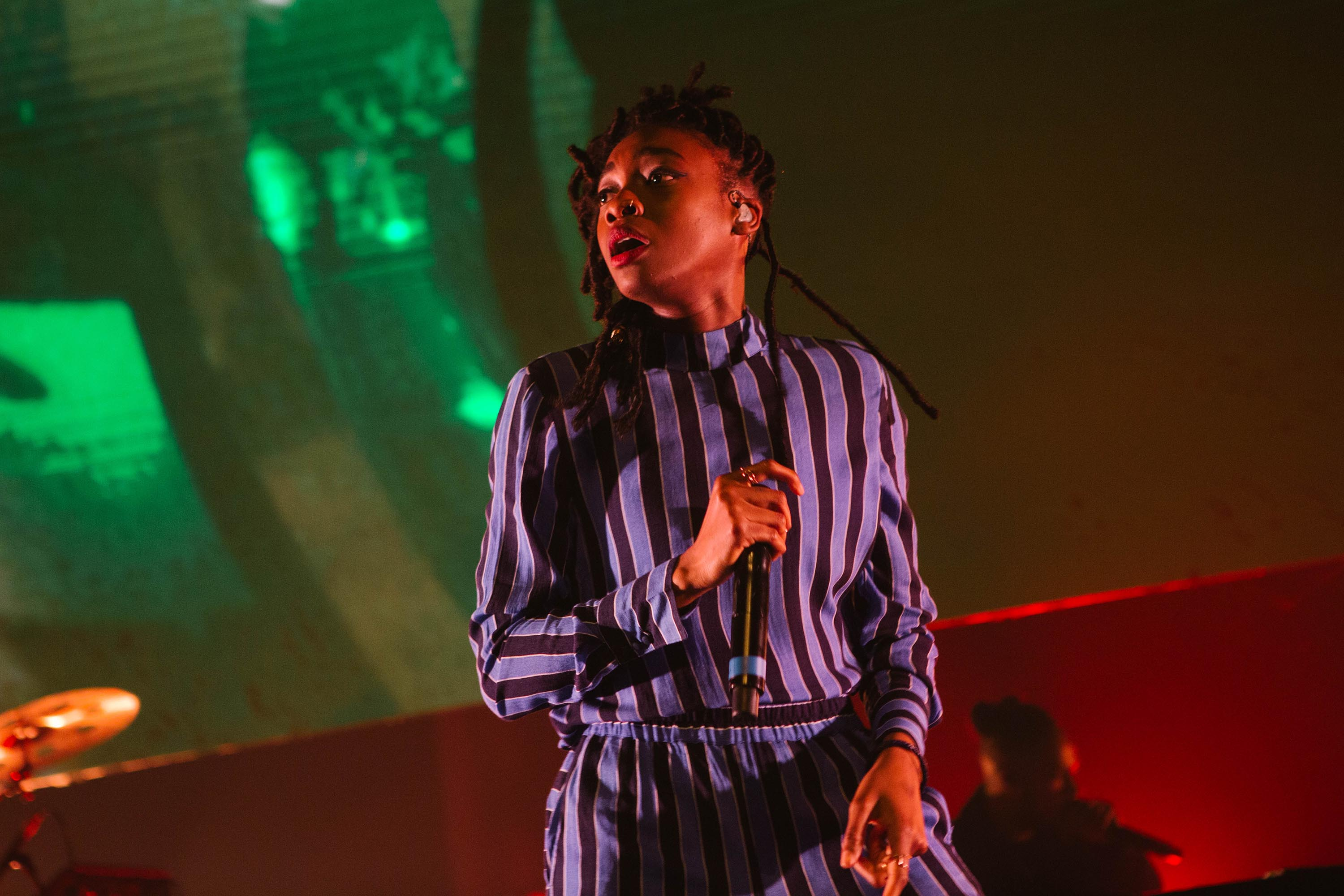 Little Simz - Welcome to Wonderland Part II, Roundhouse, London
