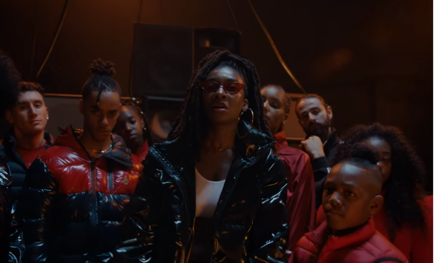 Little Simz stages a dance-off in energetic new video for 'Offence'
