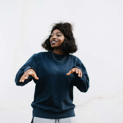 Little Simz plunges down the rabbit hole in 'Picture Perfect' video